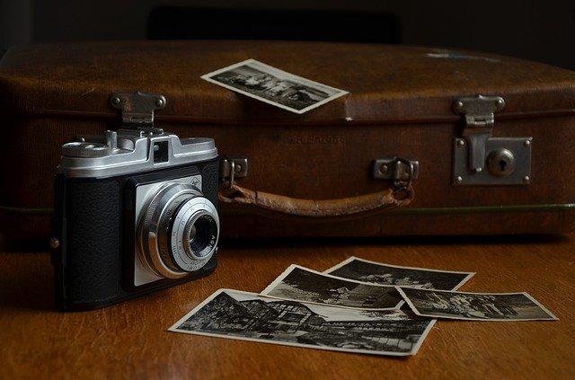 La photographie : l'art le plus présent au sein de la famille
